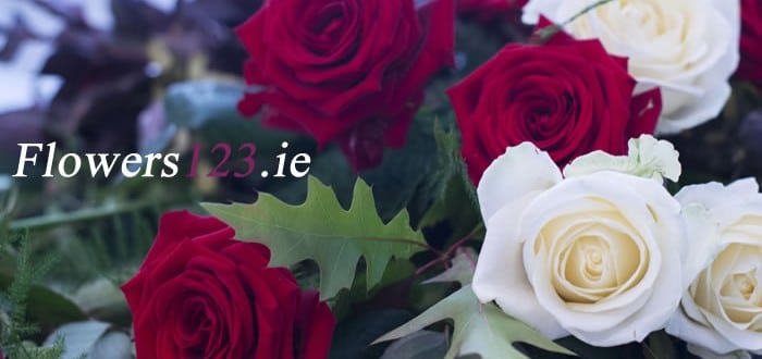 Funeral Flowers at Flowers123.ie